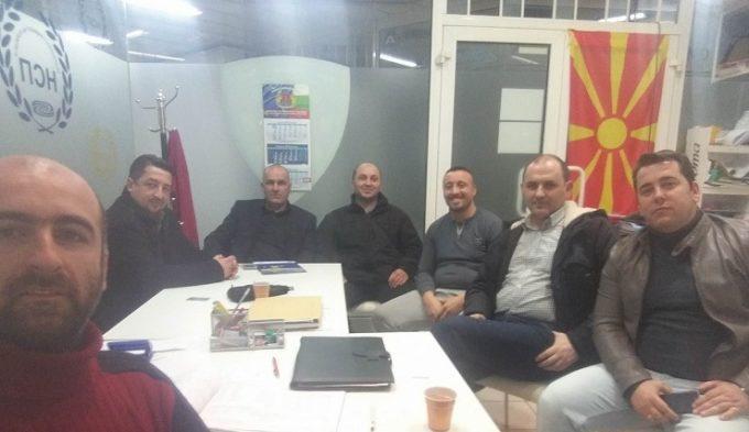 Работен состанок на претседателите на СО и СП од Скопскиот регион