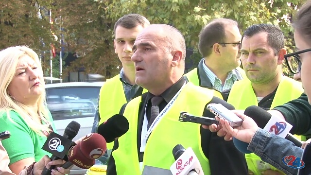 Прес на НСП: Нема униформи за полициските службеници