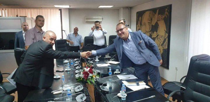 НСП на средба со работната група за спроведување на ВЕТИНГОТ во МВР