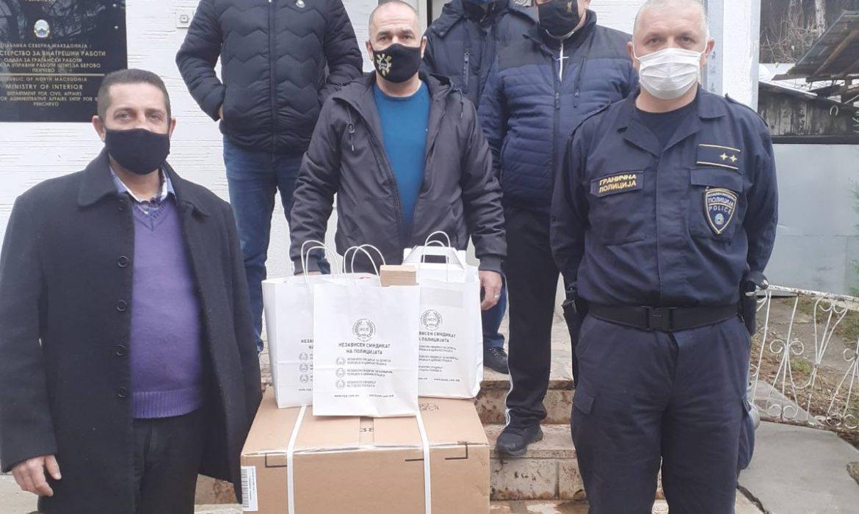 НСП не мирува! Посета на ПС за ГН Пехчево од страна на Претседателот! Формирана Синдикална Подружница.