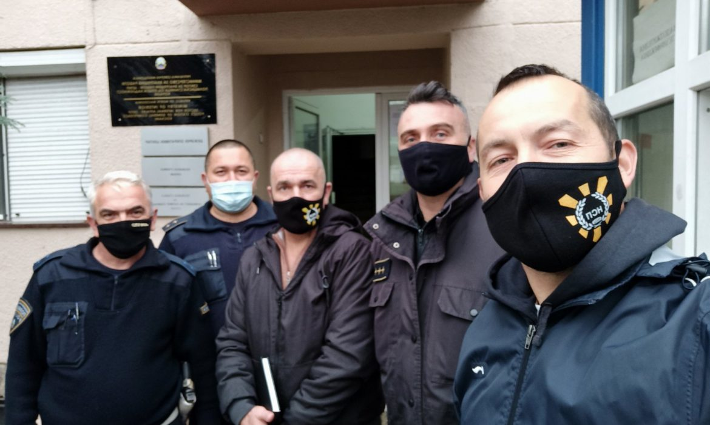 Реализирана работна посета на ДОЦ при СВР Штип и ЦИК Штип