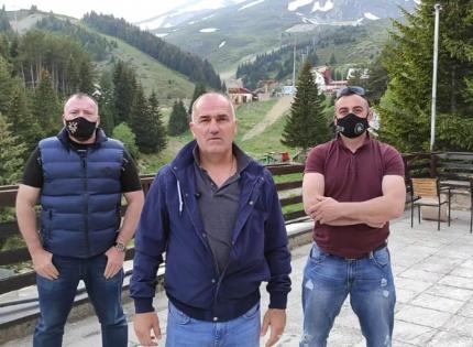 Вклучување на претседателот од изборите во СВР Тетово